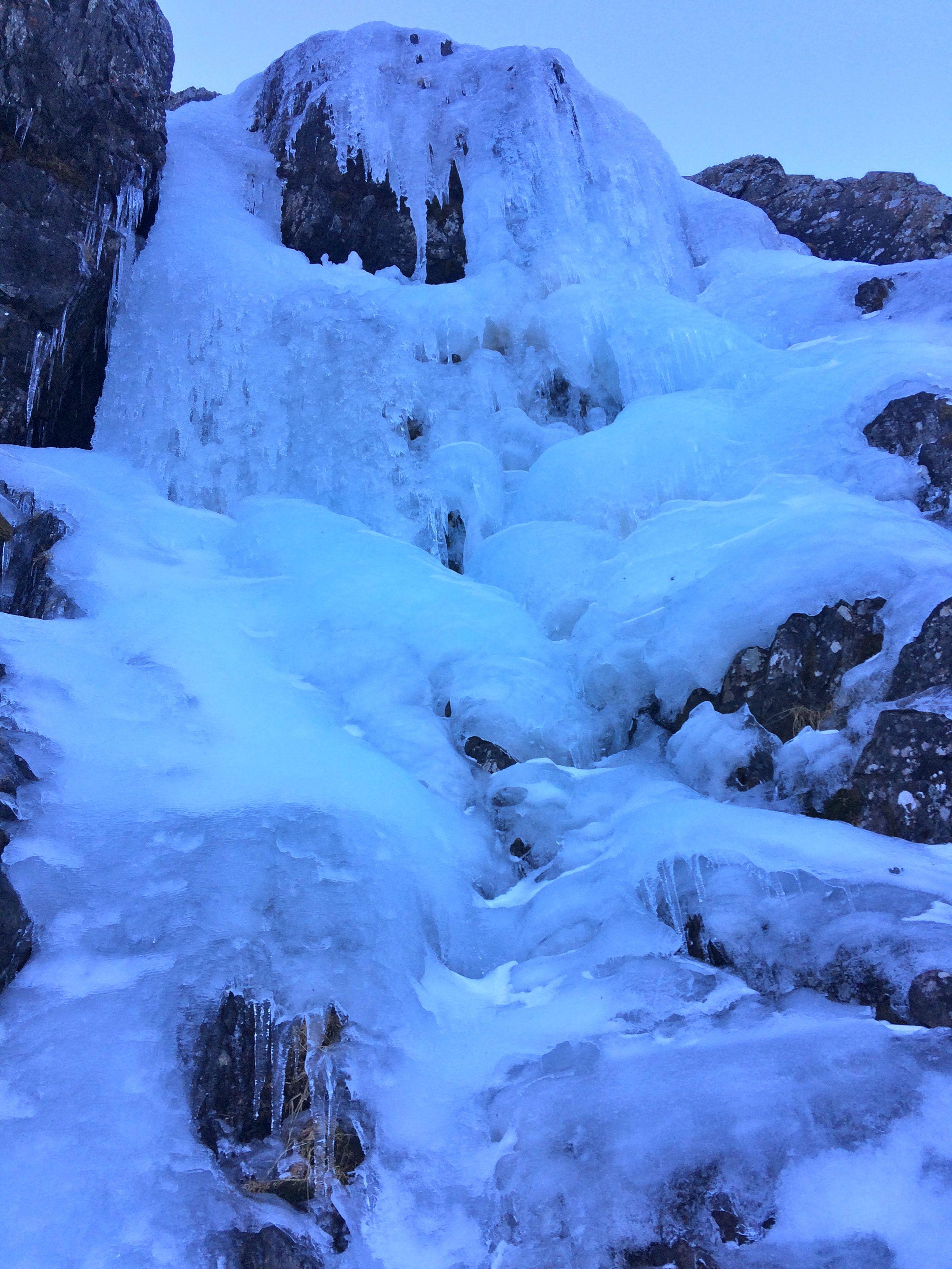 thin falls
